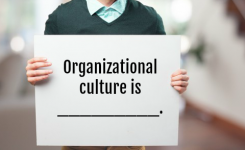 Defining Organizational Culture for Decision Makers